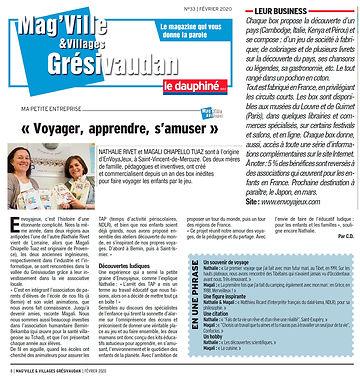Mag'Ville & Villages Grésivaudan