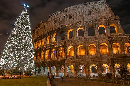 Noel en Italie