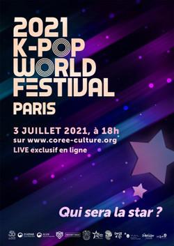 Concours K-Pop World Festival France