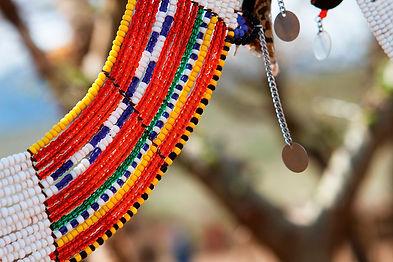 Perles Massaï