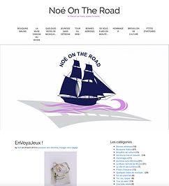 Blog Noé On The Road