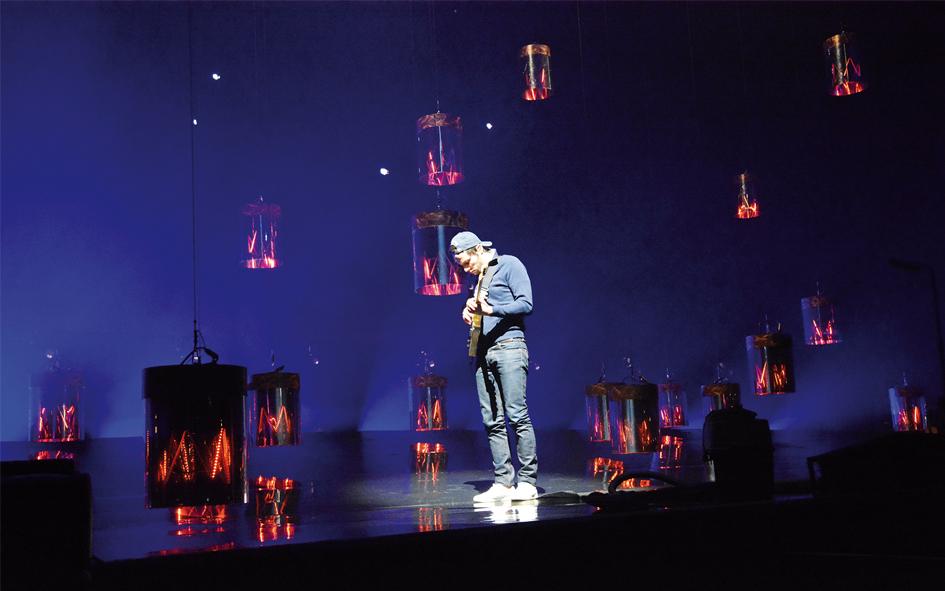 Vianney en scène (tournée 2017-2018)