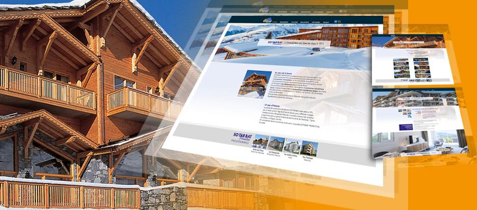 L'immobilier en Savoie depuis 1971... notre toute dernière mise en ligne