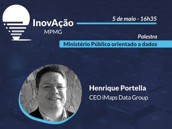iMaps Data Group participa do InovAção MPMG