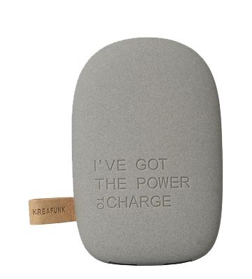 Batterie nomade ToCharge de Kreafunk