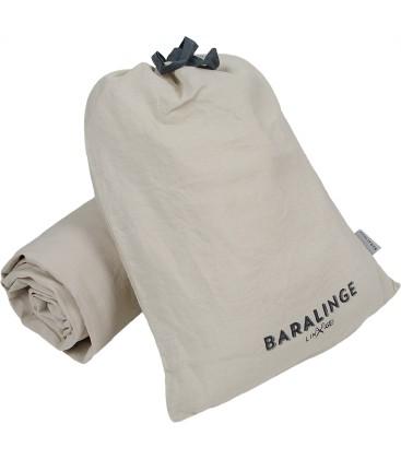 Le confort et la facilité d'entretien du lin (repassage superflu!). En vente en ligne et en boutique (Lyon).
