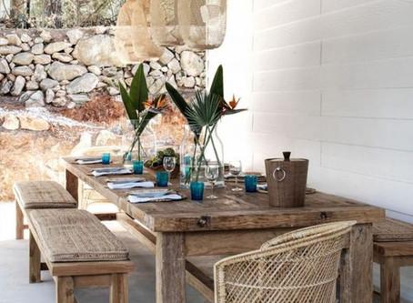 CONSEILS - Donner du style à votre terrasse ou balcon!