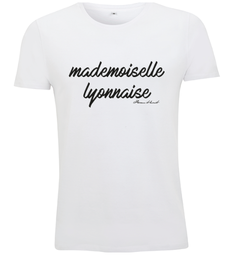 T-Shirt Mademoiselle, Arsène&Laurent