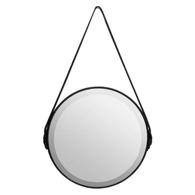 Miroir Ø50 cm avec lien