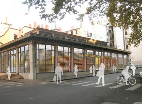 ACTUS - La Halle de la Martinière reprend vie!