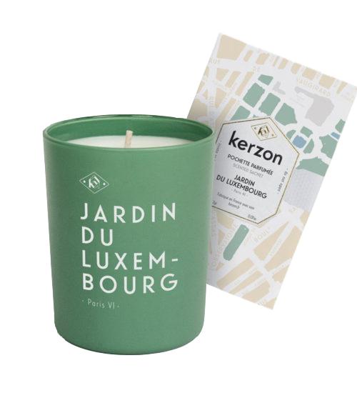 Flâneries à Paris, Bougies parfumées