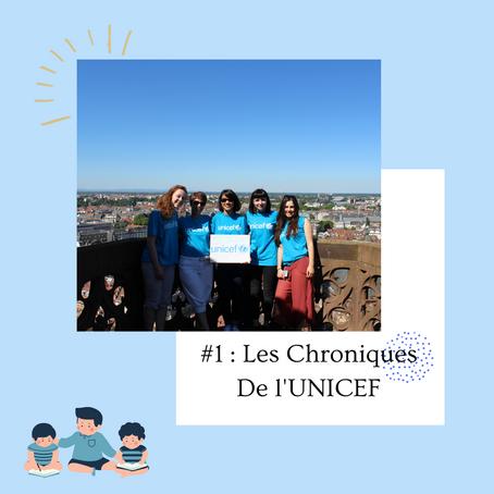 #1 : Les chroniques de l'UNICEF : Interview d'Inès Cheniguel