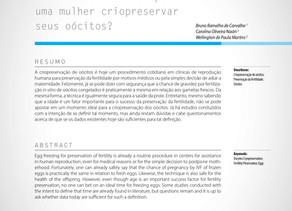 SEMEAR fertilidade tem artigo publicado na revista da Febrasgo
