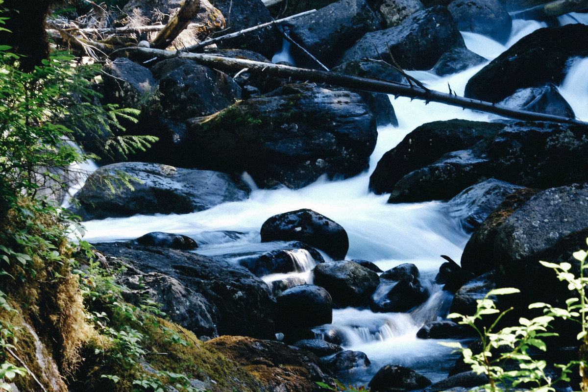 Cascade Creek.