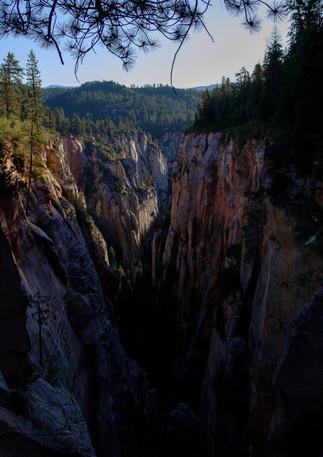 Boundary Canyon