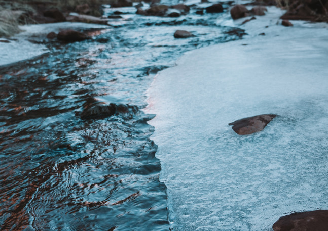 Mary Jane Creek.