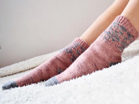 Hemaris Sock