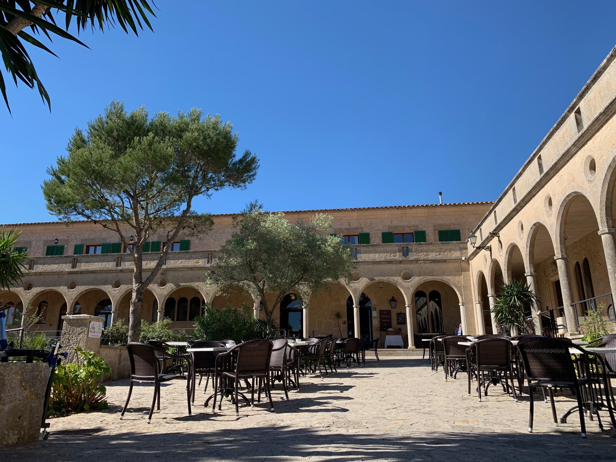 Restaurant 3. Kloster