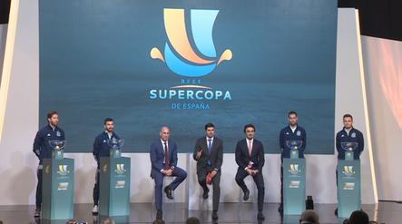 Spanischer Super Cup Jeddah 2020 und 2021