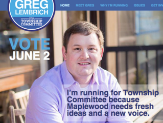 Village Green Covers Launch of My Campaign Website
