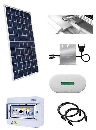 Kits de 500 Wc à 3 kW