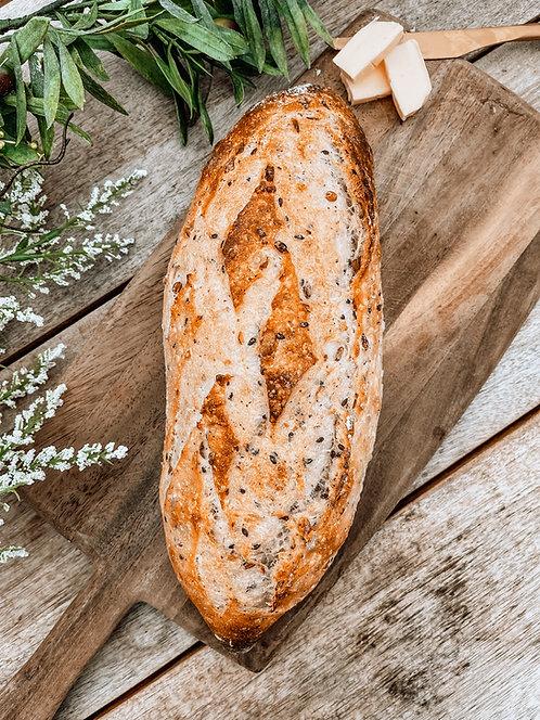 Multi-graines Loaf (1.1 lbs)