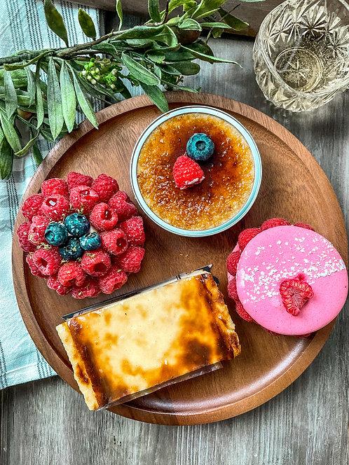 My 4 Desserts