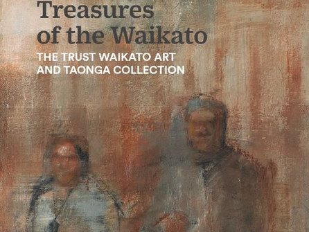"New book ""Treasure of the Waikato"""