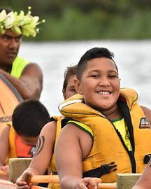 Boys Smiling in Waka