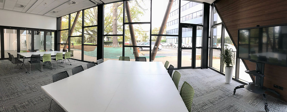 Trust Waikato meeting room