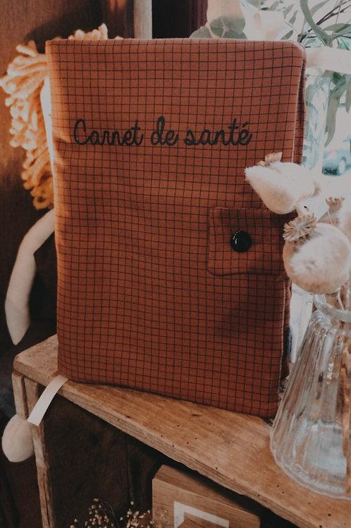 """Carnet de santé """"Gaston"""""""