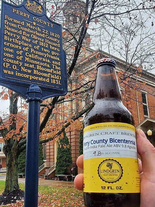 Perry County Bicentennial IPA