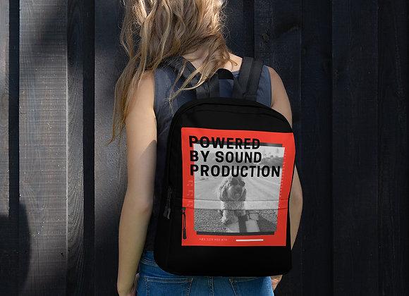 Rockstar Dog Backpack