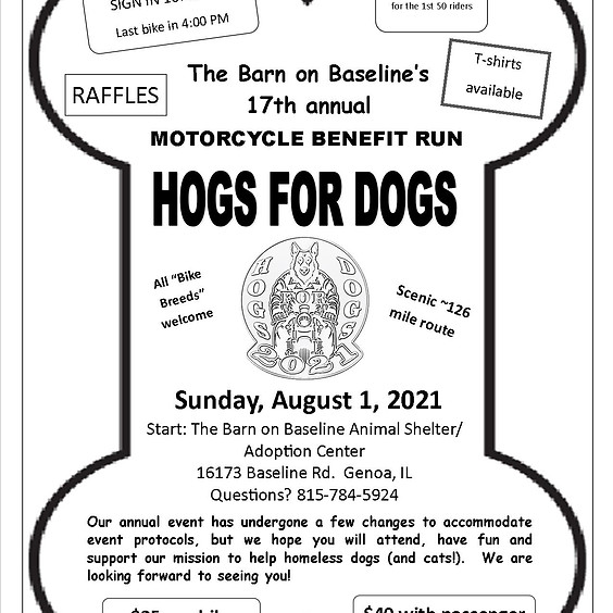 Hogs for Dogs