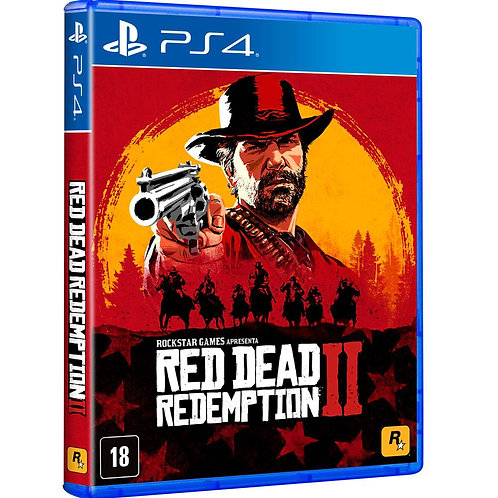 Red Dead Redeption 2 - PS4