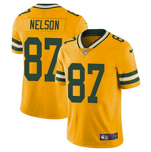 Green Bay Packers - Jersey Linha de Jogo
