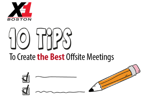 10 Tips to Create the Best Offsite Meetings