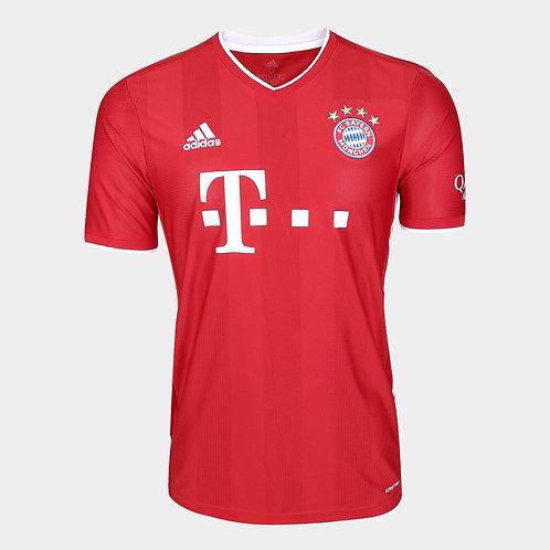 Bayer de Munich - 1º Uniforme 20/21