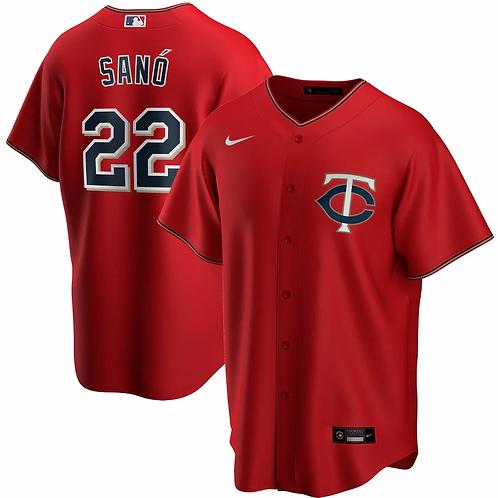 Minnesota Twins -  Vermelho