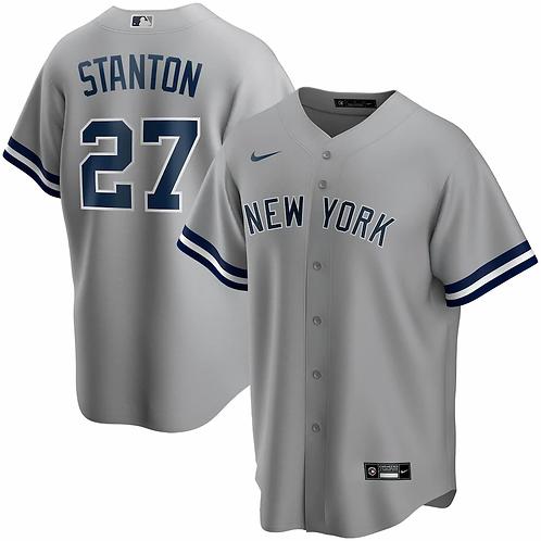 New York Yankees - Cinza