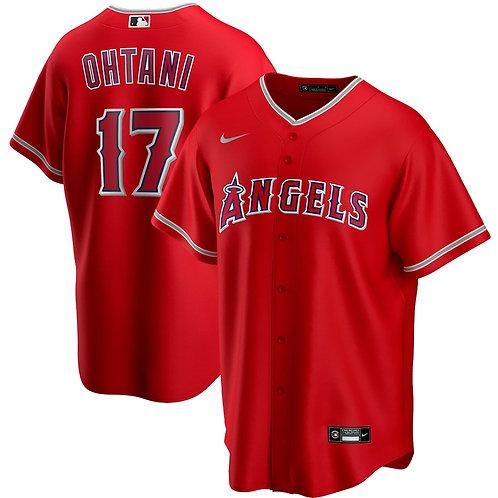Los Angeles Angels - Vermelho