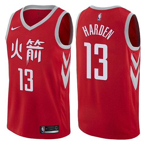 Houston Rockets - Chinese Edition Vermelho