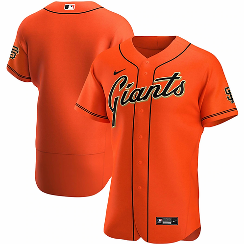 San Francisco Giants - Laranja