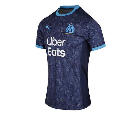 Olympique de Marseille - 2º Uniforme 20/21