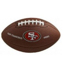 Bola FA Wilson San Francisco 49ers