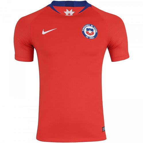 Chile - 1º Uniforme 18/19