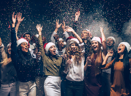 Crush It or Get Crushed: Office Holiday Party Tips to Have Fun & Help Your Career