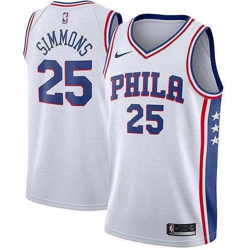 Philadelphia 76ers - Branco