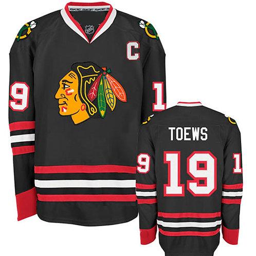 Chicago Black Hawks - Preto