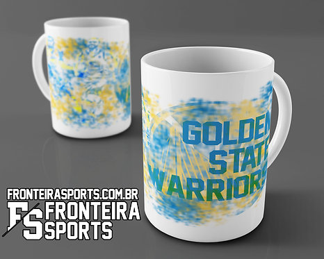 Caneca Golden Warriors